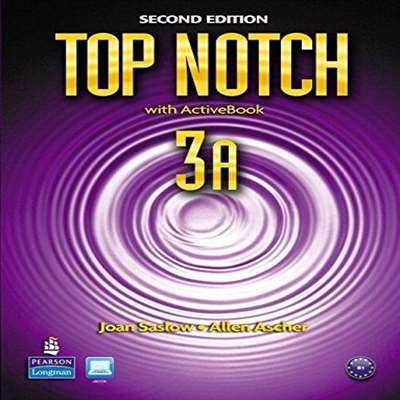 Top Notch 3A second edition