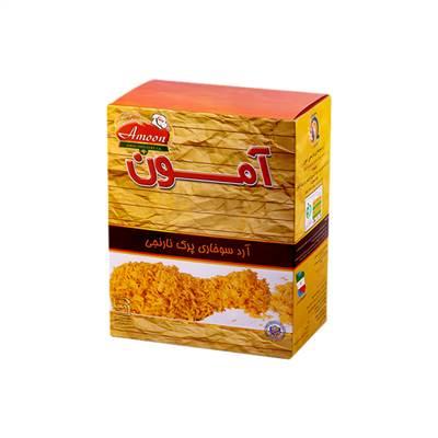 آرد سوخاری پرک نارنجی آمون 250 گرمی