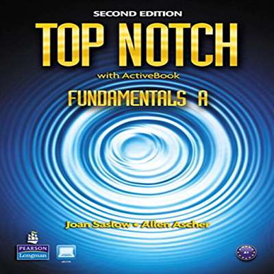 Top Notch Fundamental A second edition