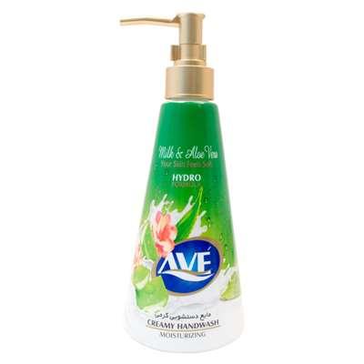 مایع دستشویی کرمی اوه نرم کننده و مرطوب کننده پوست