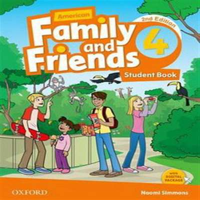 American Family Friend 4 2nd edition