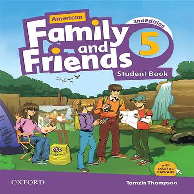 American Family and Friend 5 2nd edition