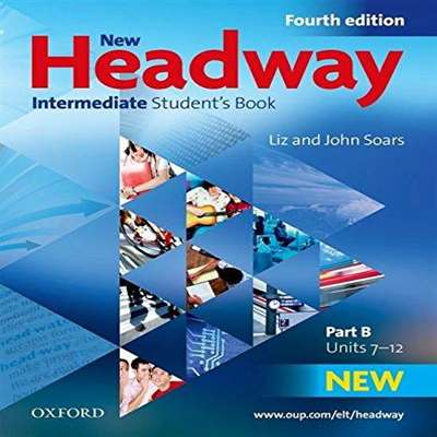 New Headway Intermediate 4rth