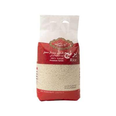 برنج گلستان طارم ممتاز معطر ایرانی 4500 گرم