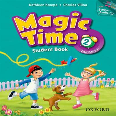 Magic time 2 2nd edition