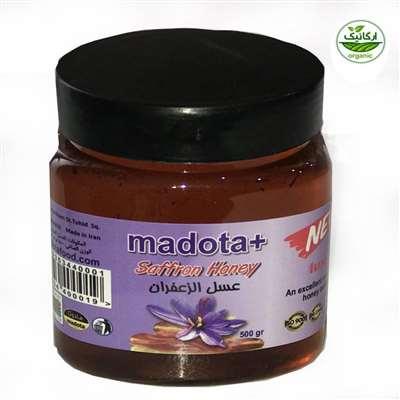 عسل زعفرانی مادوتا