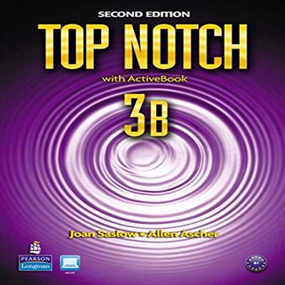 Top Notch 3B second edition