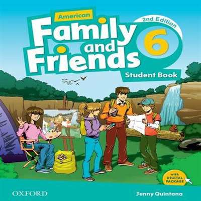 American Family Friend 6 2nd edition