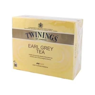 چای سیاه کیسه ای ارل گری توینینگز مرغوب معطر به عص