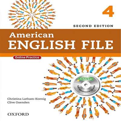American English File 4 2nd