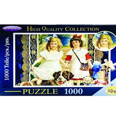 پازل 1000 قطعه (2898)