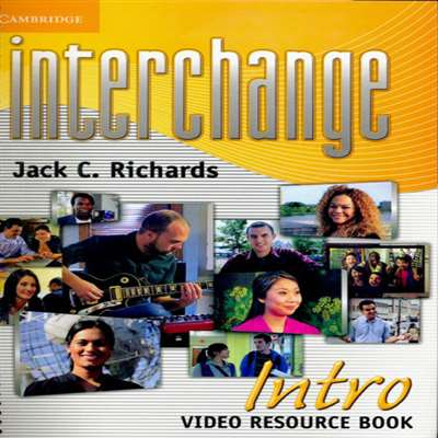 Interchange Intro 4rth Video Resurce book