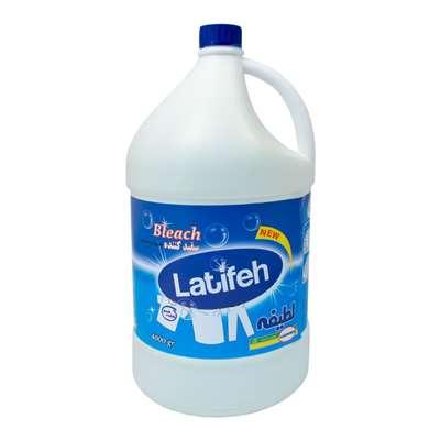 مایع سفید کننده لطیفه 4000 گرم