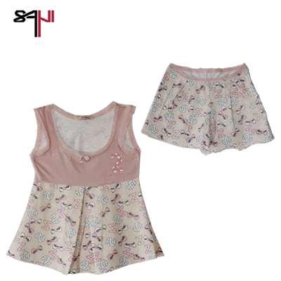 لباس خواب دخترانه  Sevim