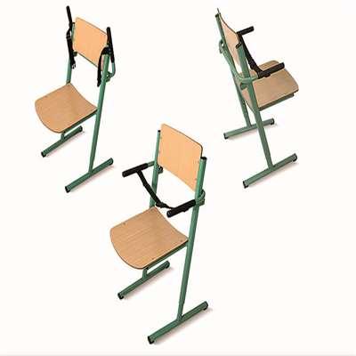 صندلی معلولین لوله فلزی