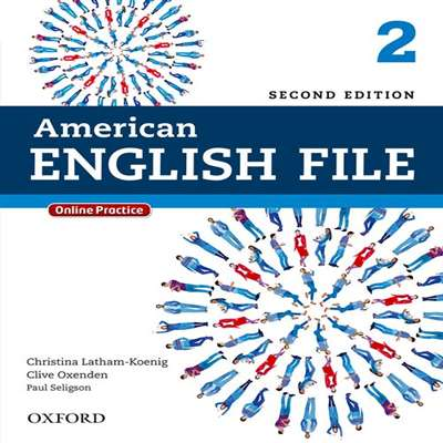 American English File 2 2nd