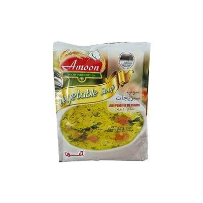 سوپ سبزیجات آمون 65 گرمی