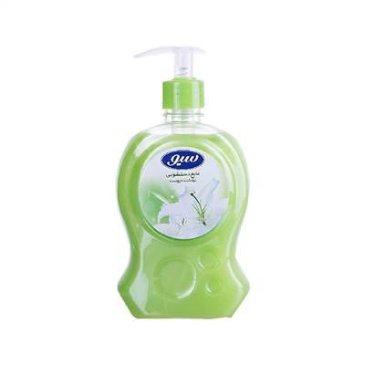 مایع دستشویی سیو طرح حباب سبز( 500 گرم )
