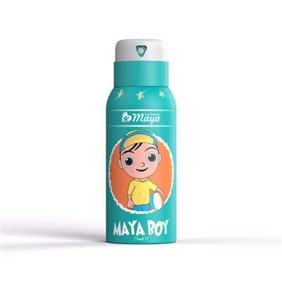 اسپری بدن کودک پسرانه-مایا بوی