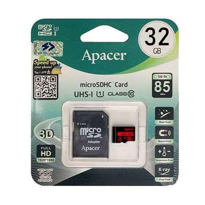 کارت حافظه میکرو اس دی 32 گیگابایت اپیسر Apacer 85