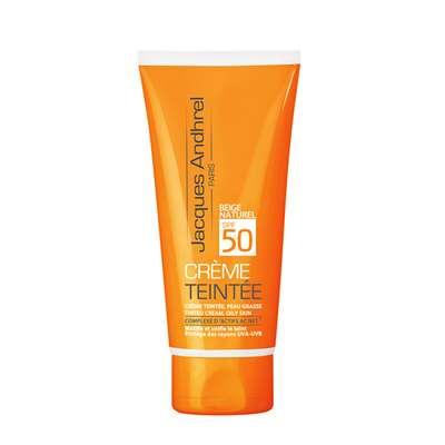کرم ضد آفتاب  TINTEDSPF 50