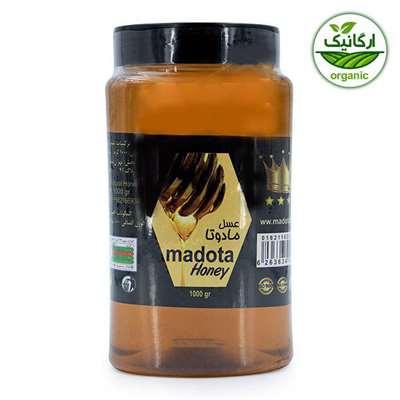 عسل مادوتا 1000 گرمی با موم